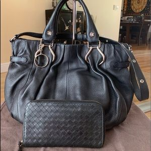 Authentic Celine Bag and Bottega Veneta Set
